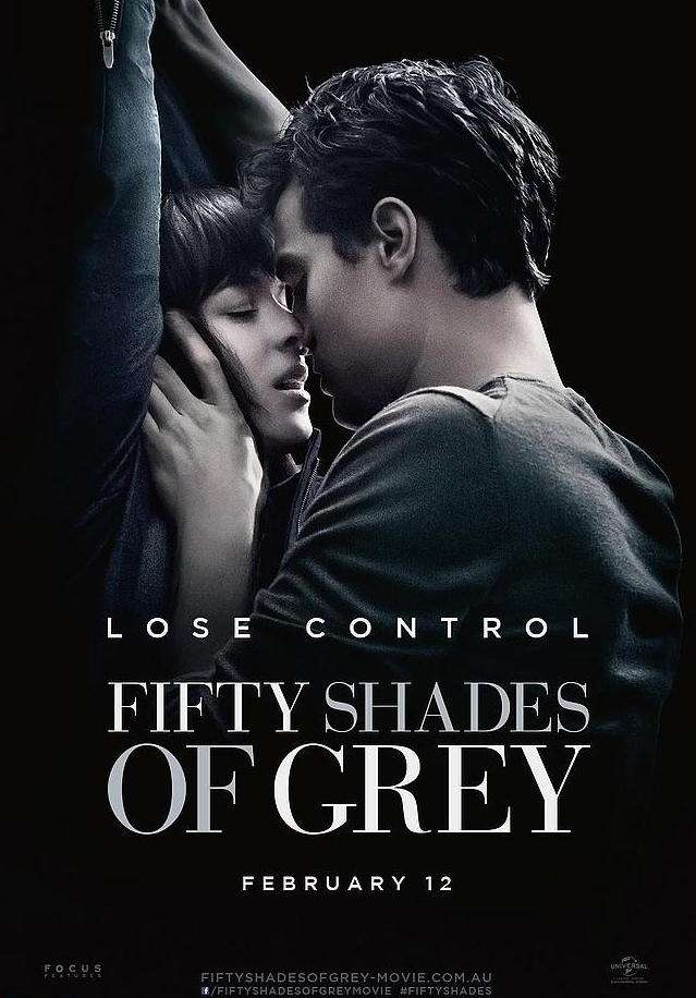 'Fifty Shades Of Grey' será estrenada mundialmente en Alemania. Foto: Universal Pictures