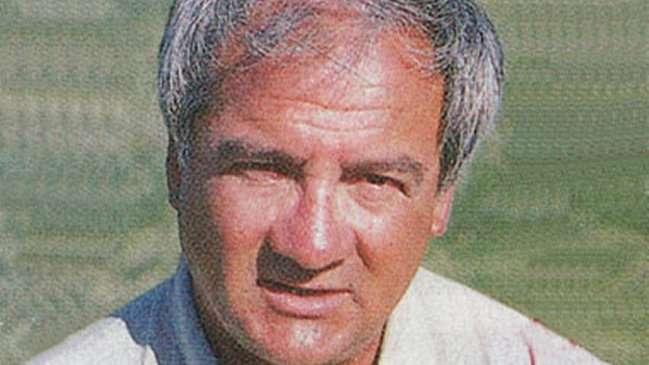 Eugenio Jara llevó a Magallanes a Copa Libertadores 1985. Foto: Reproducción