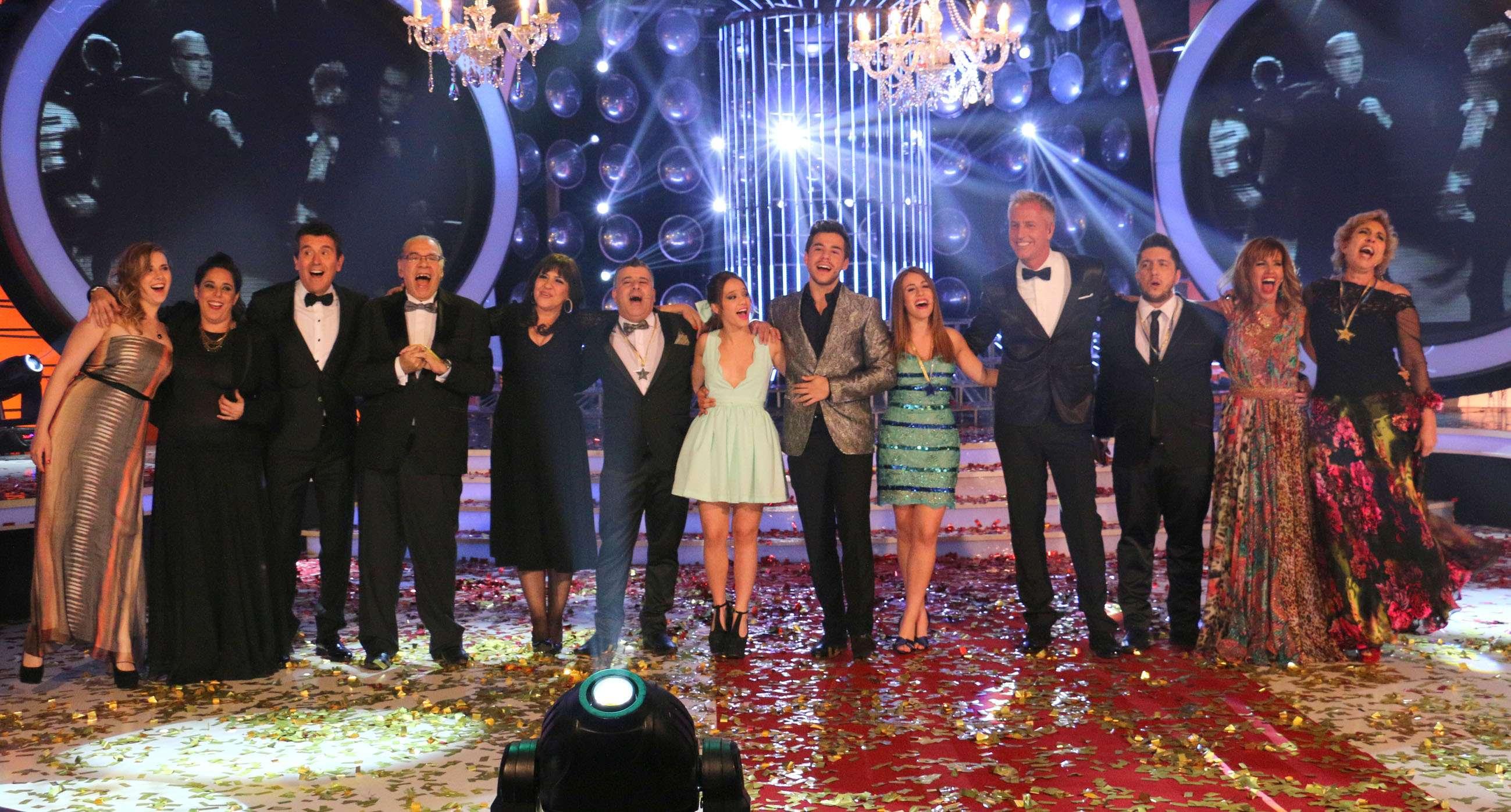 Tu cara me suena llegó a su fin. Ángela Torres fue la gran ganadora. Foto: Telefe