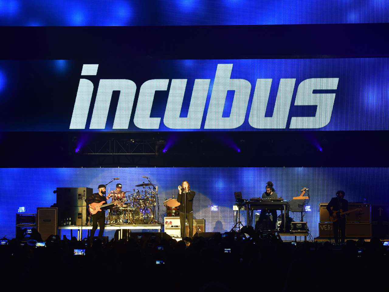 Incubus. Foto: Getty Images