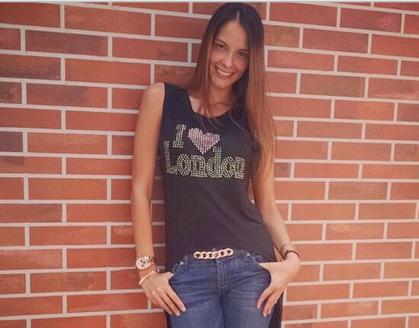 Laura Acuña Foto: Instagram/Archivo particular