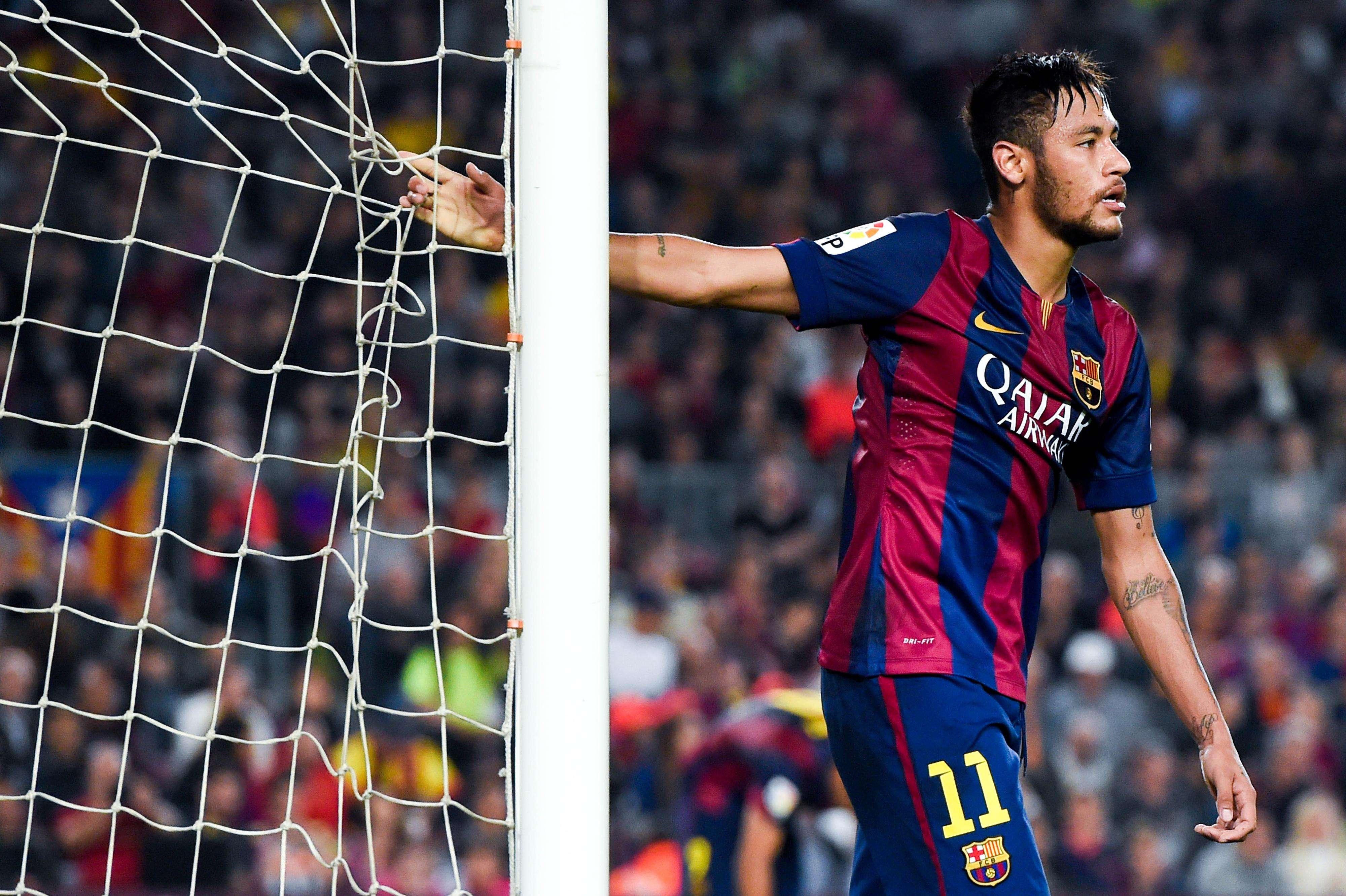 El Barcelona quiere renovar el contrato de Neymar hasta 2020. Foto: Getty Images