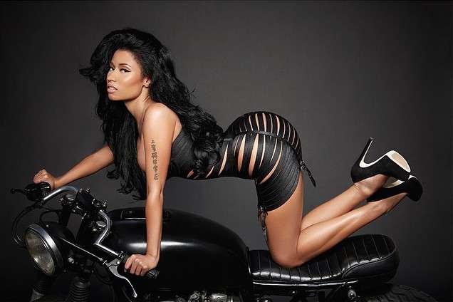 Nicki Minaj protagoniza sexy calendario. Foto: Instagram Nicki MInaj
