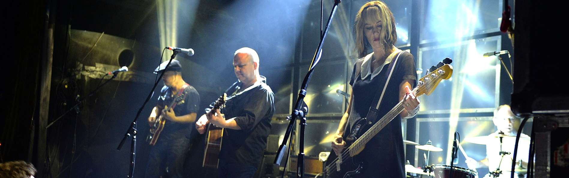 Pixies Foto: Getty Images