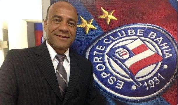 Ex-Ceará, Sérgio Soares é o novo técnico do Bahia Foto: Esporte Clube Bahia/Divulgação