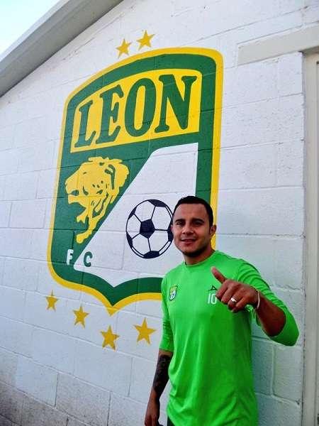 Montes ha estado seis meses 'fuera de circulación'. Foto: Twitter León