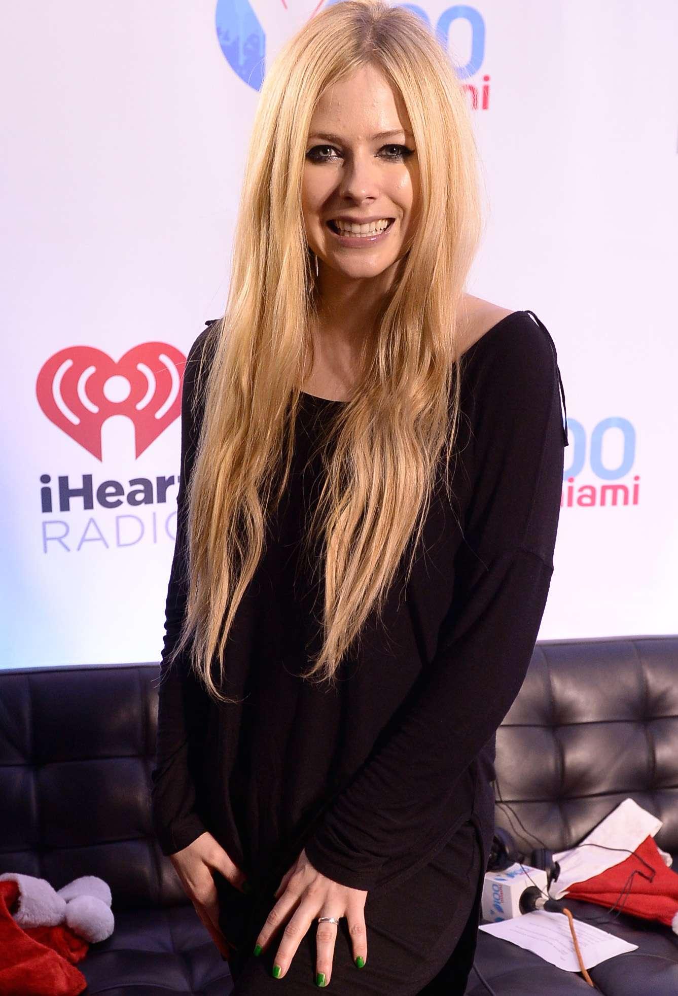Avril Lavigne aclaró que no fue a rehabilitación. Foto: Getty Images