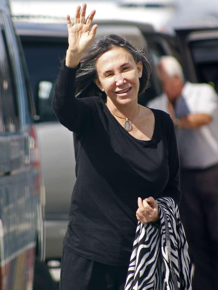 florinda meza Foto: AP