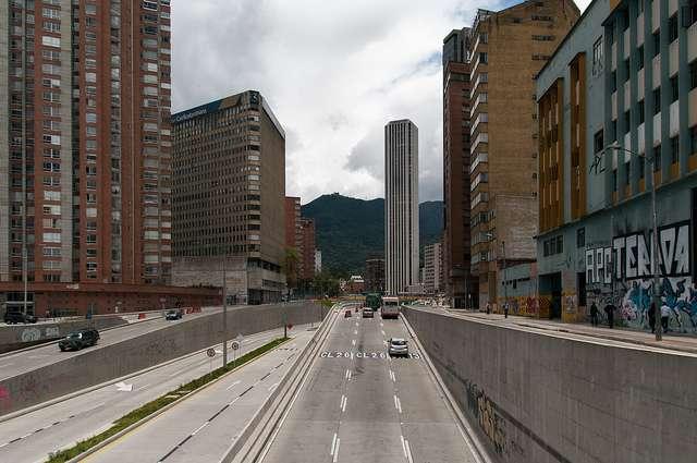 Calles de Bogotá Foto: Rafcha - Flicrk.com - CC/Archivo particular