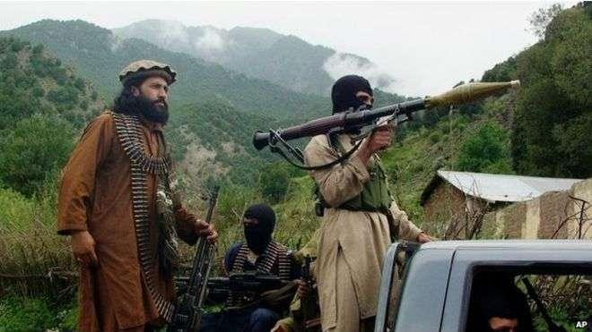 """""""Hay que tener en cuenta que los grupos extremistas no se convirtieron de repente en 2014 en organizaciones sanguinarias"""" Foto: BBC Mundo/AP"""