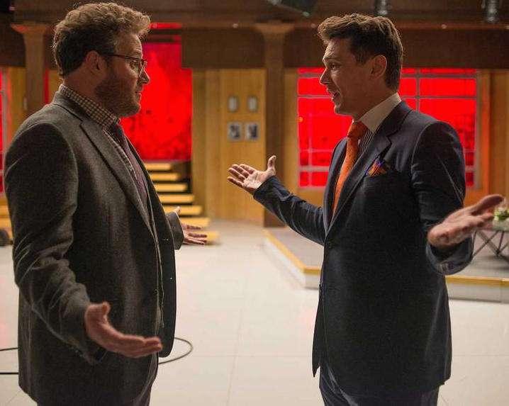 'The Interview' se estrenó el 25 de diciembre. Foto: Sony Pictures