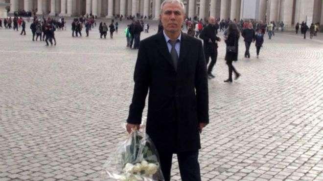 El turco Mehmet Ali Agca disparó al Papa Juan Pablo II en 1981. Foto: AFP en español