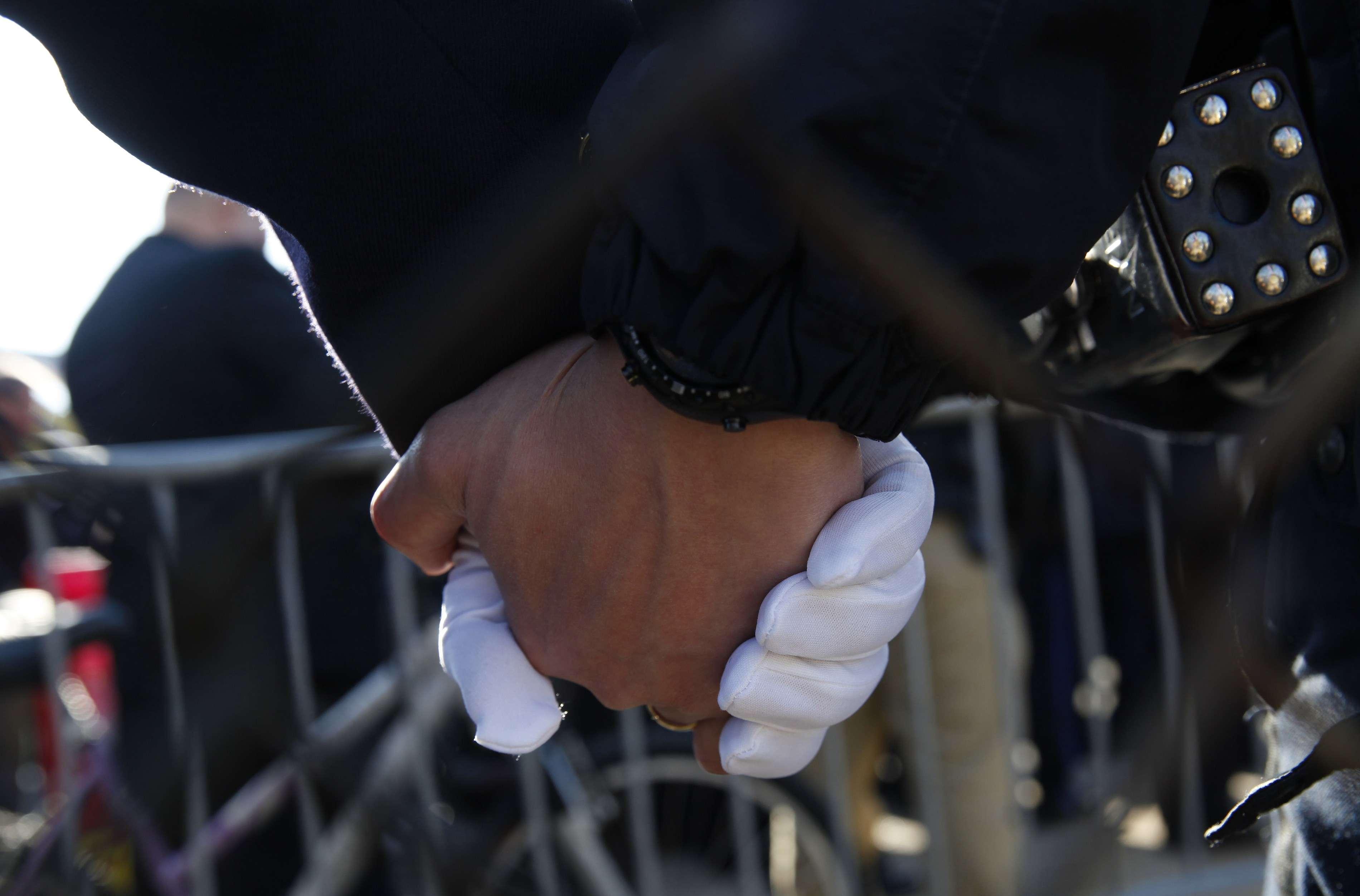 Essas mortes e as decisões de não processar os oficiais responsáveis geraram protestos nacionais Foto: Mike Segar /Reuters