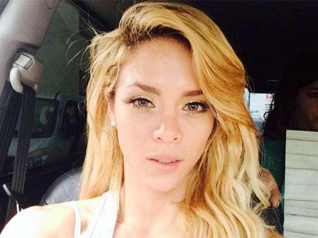 Sheyla Rojas. Foto: Twitter
