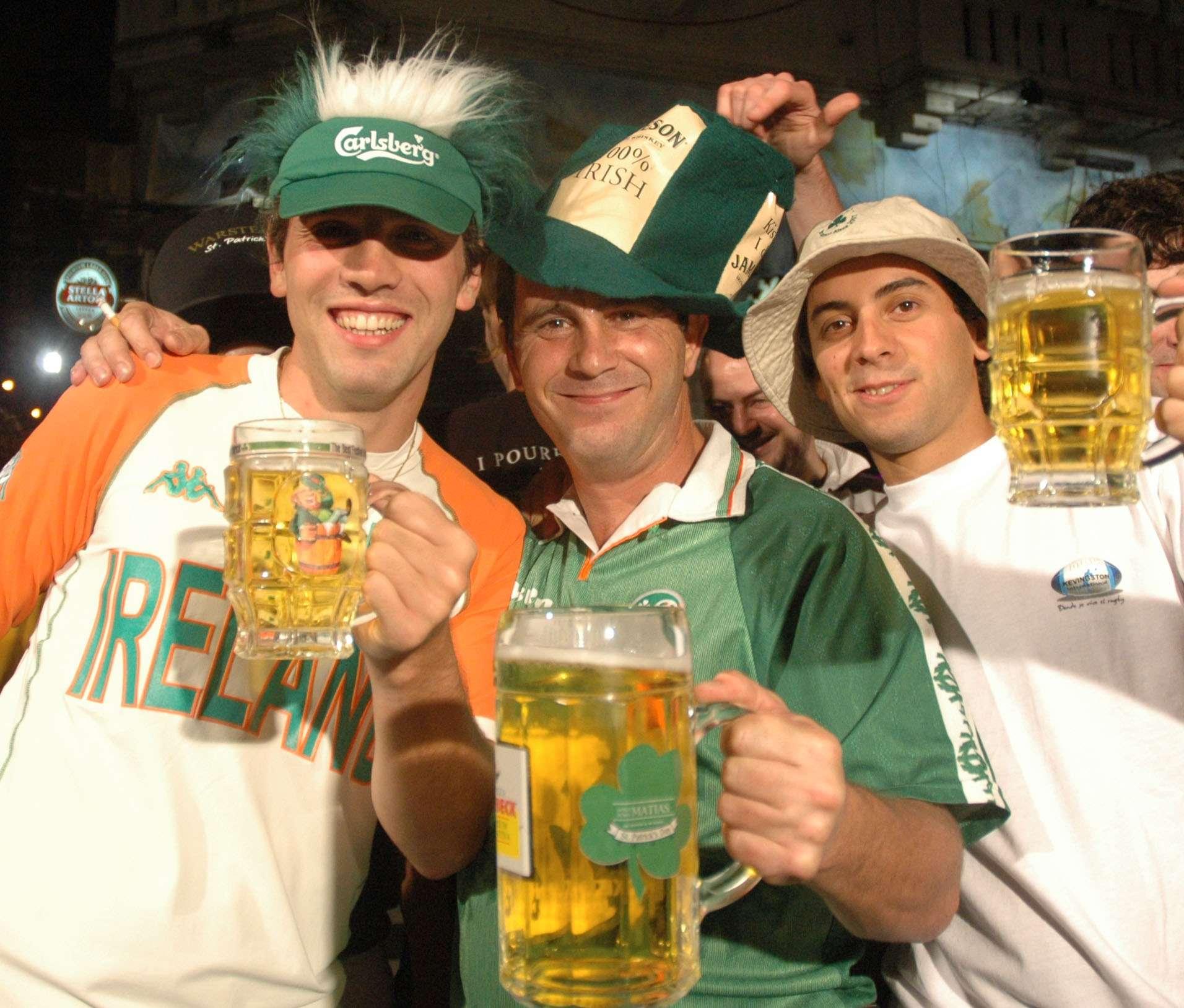 El consumo moderado de cerveza puede ser parte de un estilo saludable. Foto: NA