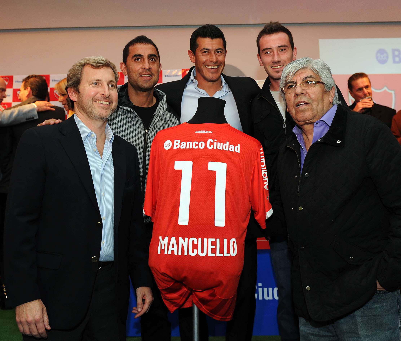 Se acabó el amor entre Independiente y Montenegro. Foto: NA