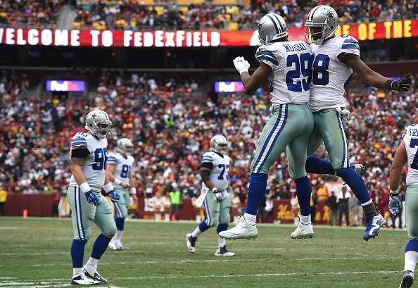 Dallas terminó 4-0 en diciembre por primera vez en la era Tony Romo. Foto: Getty Images