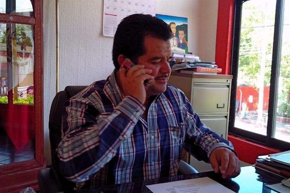 Juez no acreditó el vínculo del edil con la delincuencia organizada. Foto: Reforma