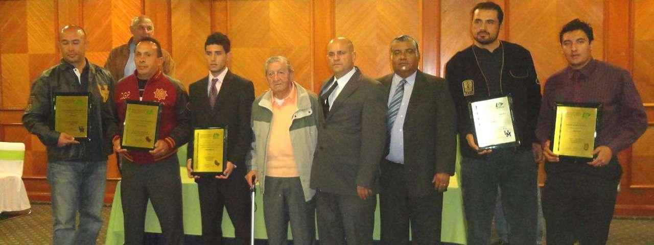 Don enrique Estaño Lira, fue parte importante de la ONEFA. Foto: ONEFA