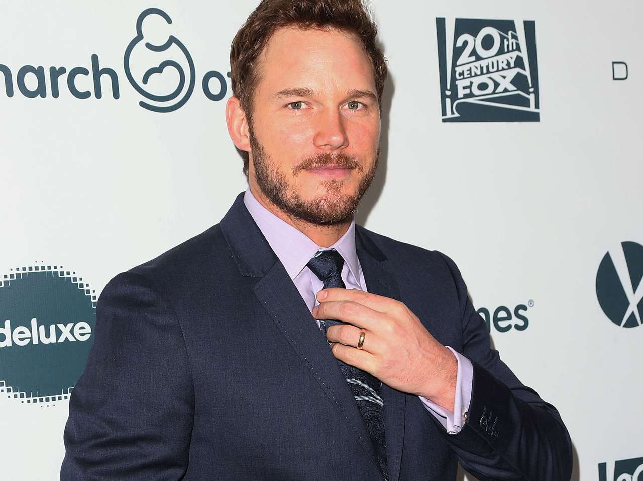Los 10 famosos más taquilleros de Hollywood en 2014: Chris Pratt Foto: Getty Images