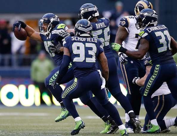 Seattle ganó la NFC Oeste por novena ocasión en su historia. Foto: Getty Images