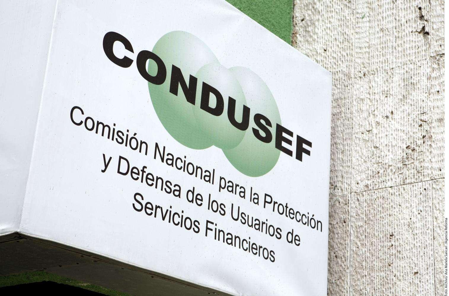Condusef Foto: Agencia Reforma