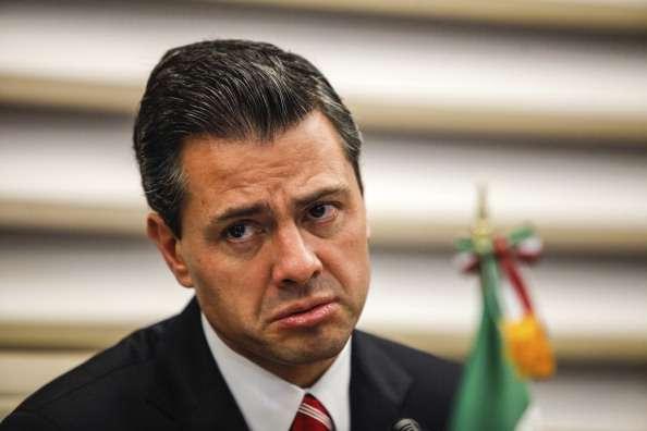 """Para el excanciller Jorge Castañeda el país pasó del Momento México al """"desastre mexicano"""", según dijo al diario Financial Times. Foto: Getty Images"""