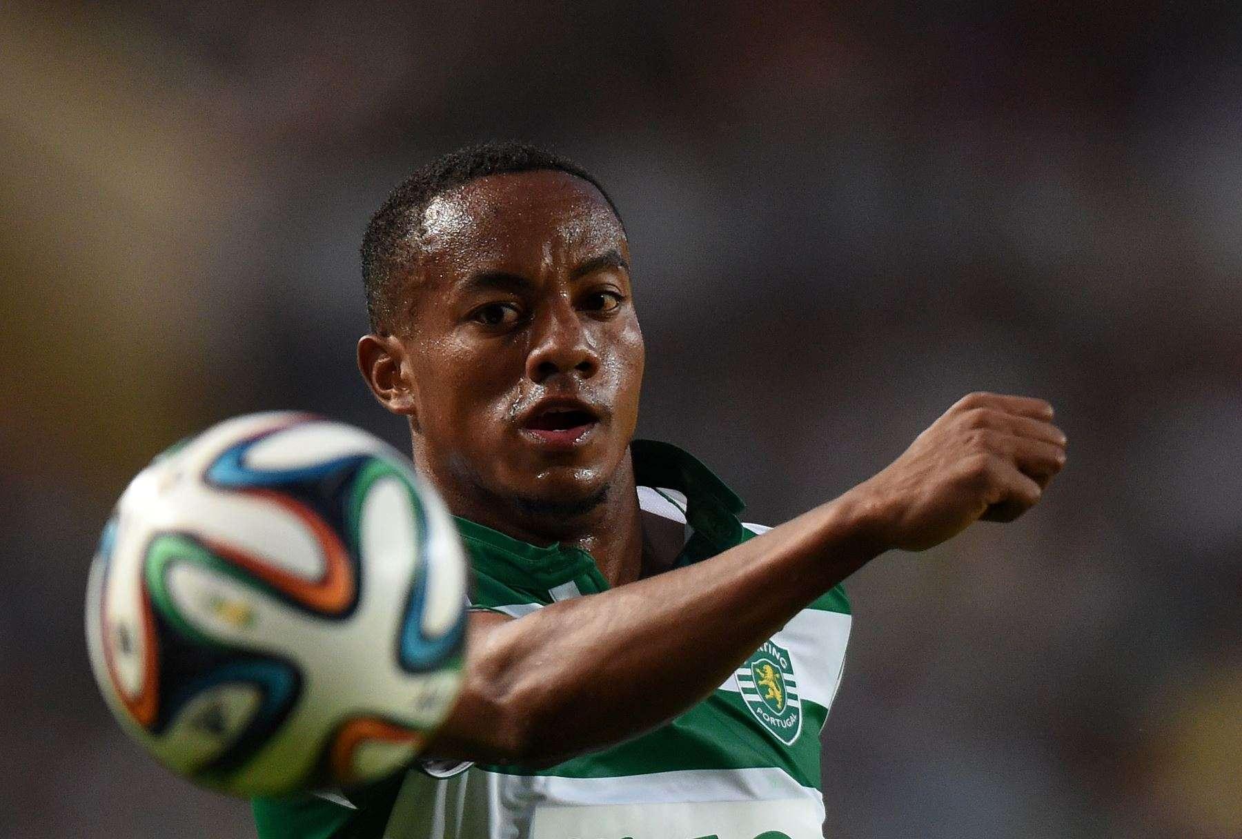 André Carrillo llegó al Sporting de Lisboa en el 2011. Foto: AFP