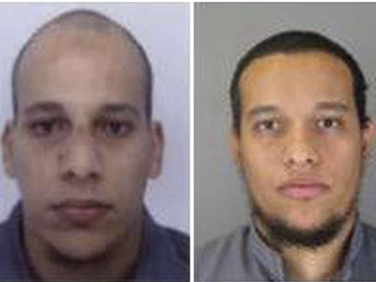 Los hermanos Kouachi muertos en el asalto a imprenta, según medios franceses Foto: EFE en español