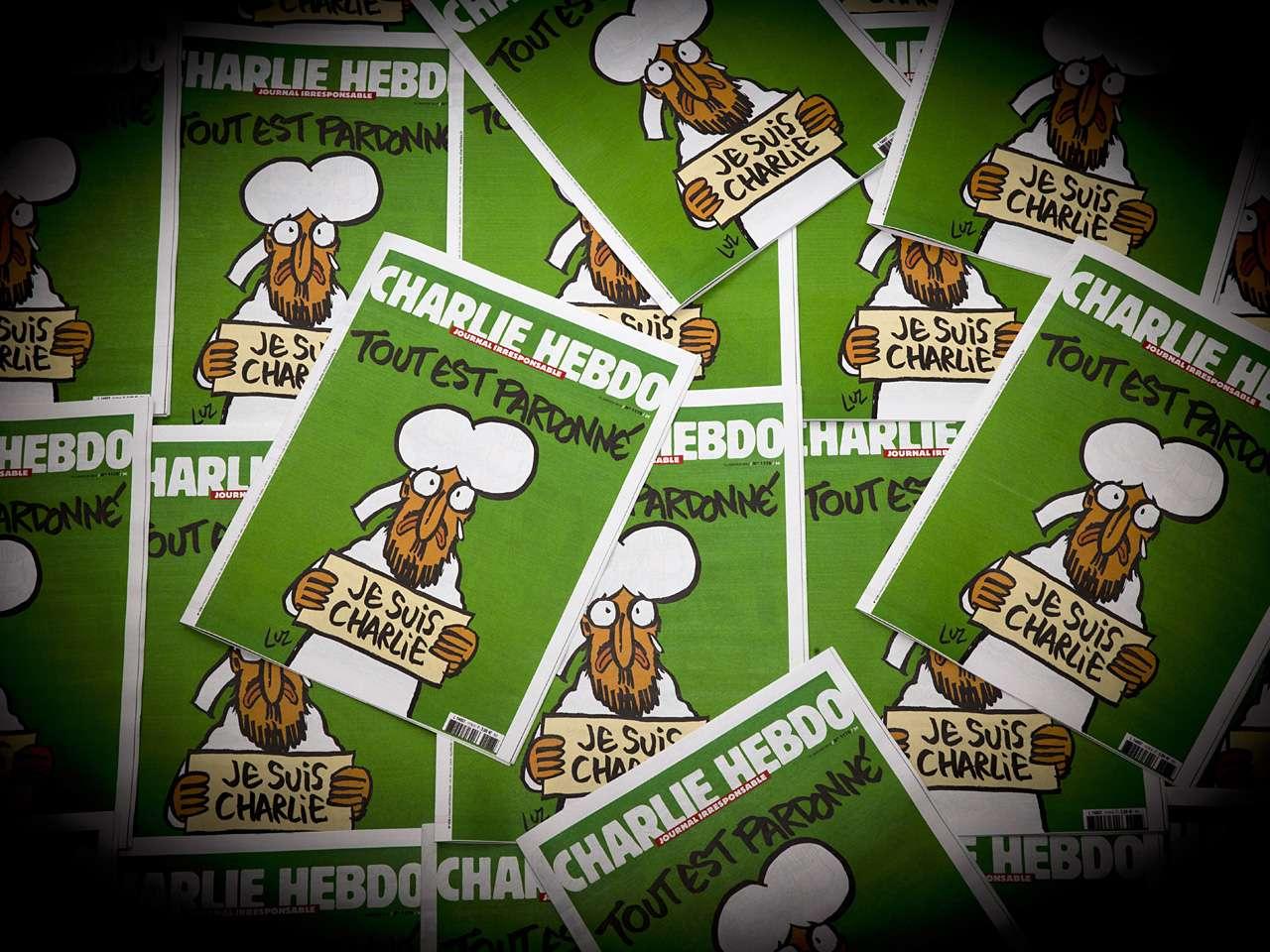 La demanda de Charlie Hebdo ya provocó la reventa en internet Foto: AFP en español