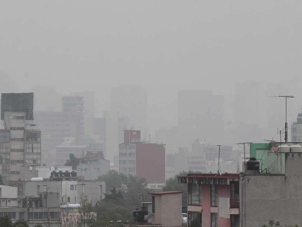 En los primeros días de enero se han sentido temperaturas bajas en la mayor parte del país y lluvias en algunas regiones. Foto: Notimex