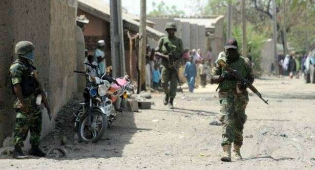 El ejército entró en Baga en abril de 2013 pero, desde entonces, Boko Haram ha realizado varios ataques. Foto: AFP en español