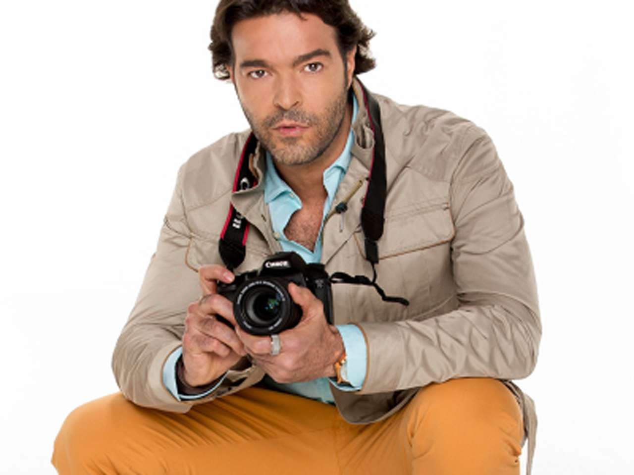 Pablo Montero Foto: Televisa