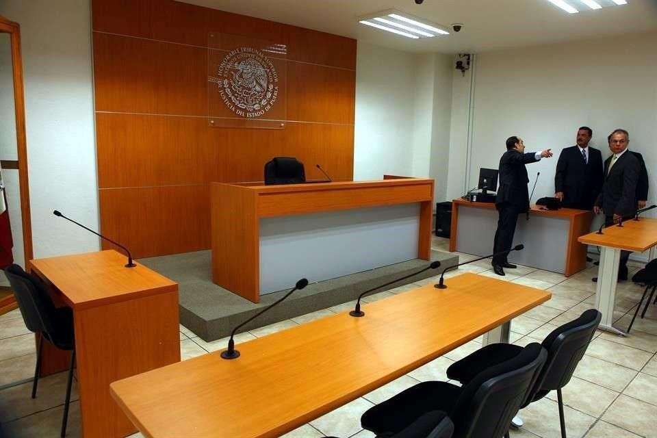 Este año, el nuevo sistema de justicia penal se extenderá a siete estados del País. Foto: Archivo/Reforma