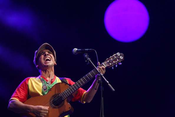 Gira en Colombia 2015 de Manu Chao Foto: Getty Images