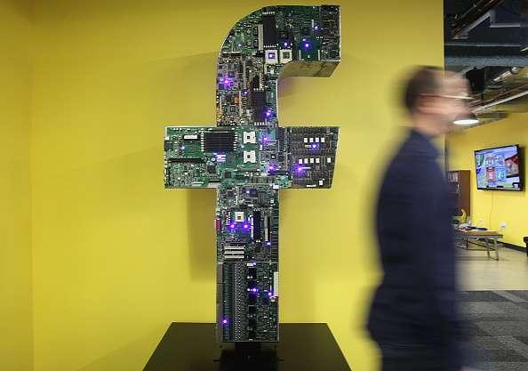 Facebook es una de las empresas tecnológicas que paga mejores sueldos a sus empleados. Foto: Getty Images