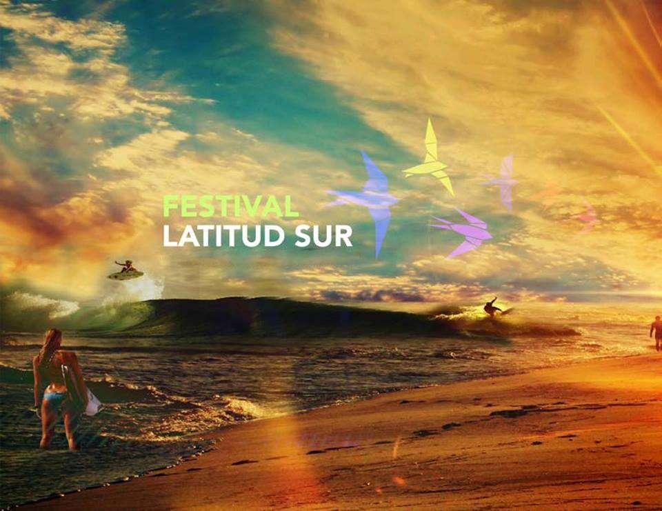 Latitud Festival de Pichilemu será el 7 y 8 de febrero. Foto: Gentileza
