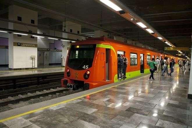 Desde hace 10 meses, 11 estaciones de la Línea 12 del Metro están cerradas. Foto: Archivo/Reforma