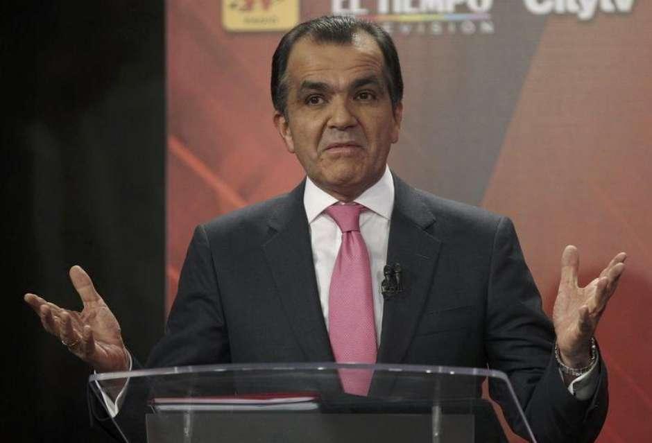 Óscar Iván Zuluaga Foto: Reuters