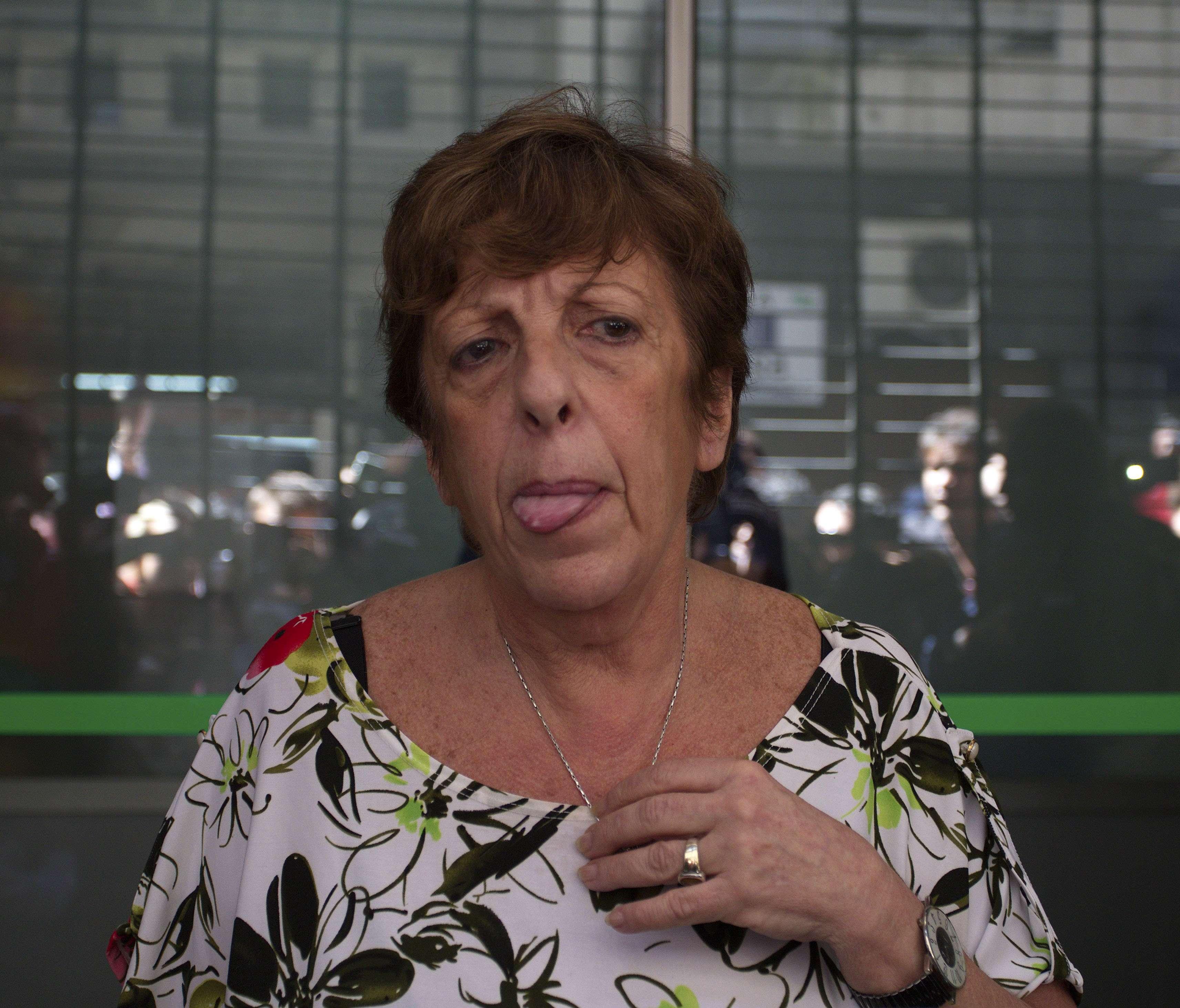 La fiscal Viviana Fein, que entiende en la muerte de Alberto Nisman. Foto: NA