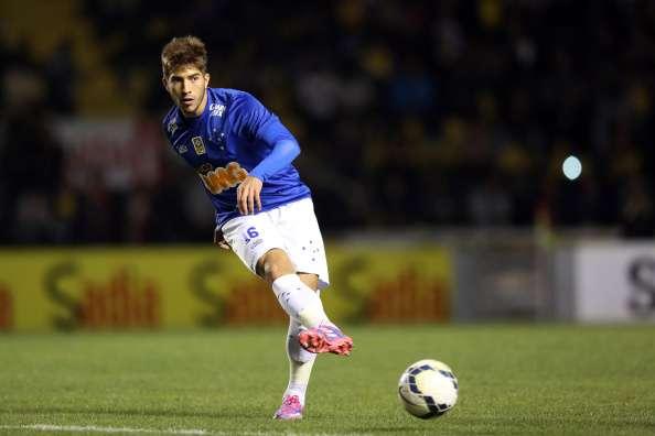 Lucas Silva llega tras ser bicampeón con el Cruzeiro en la Serie A brasileña. Foto: Getty Images