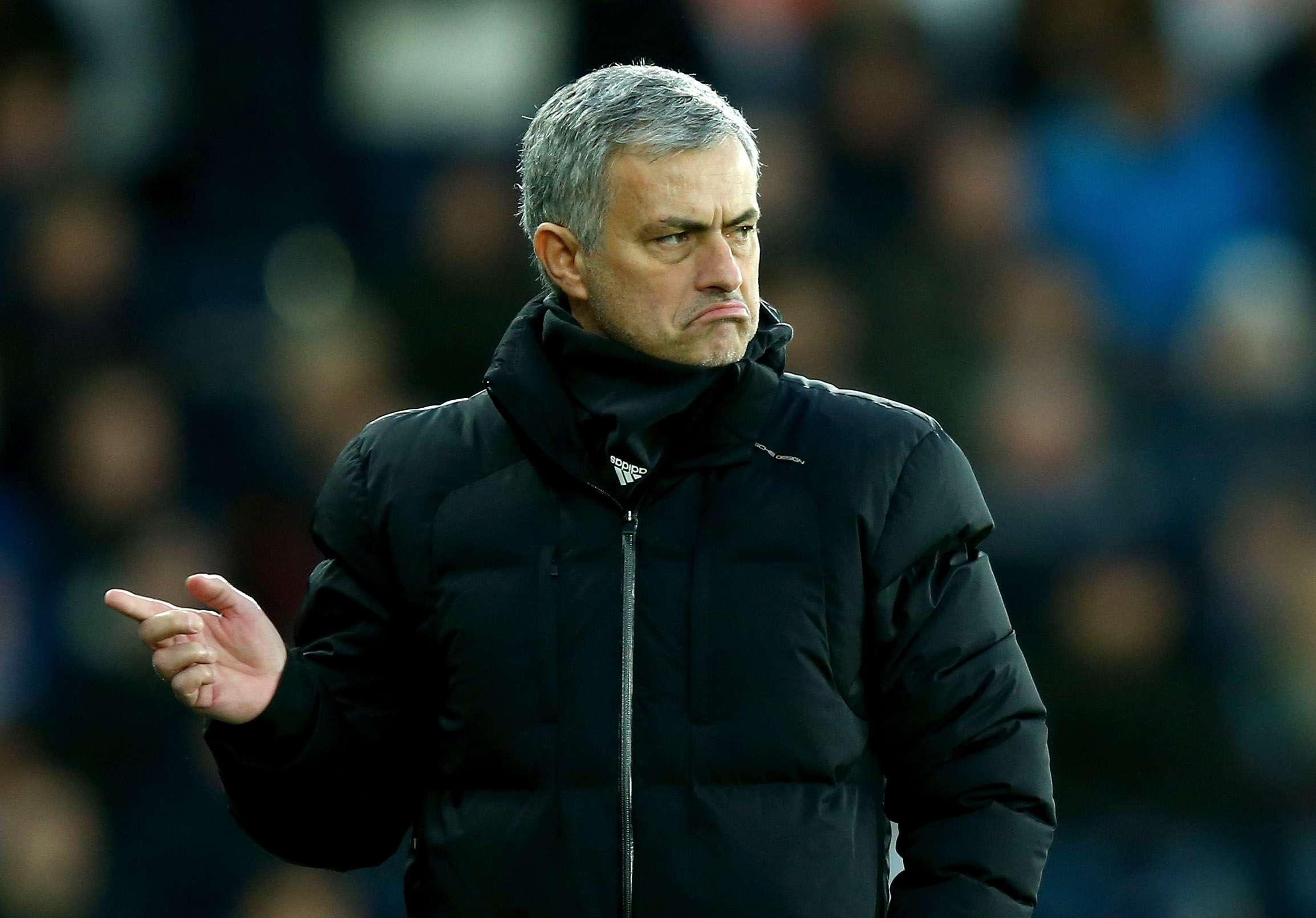 Mourinho es feliz en el Chelsea. Foto: Getty Images
