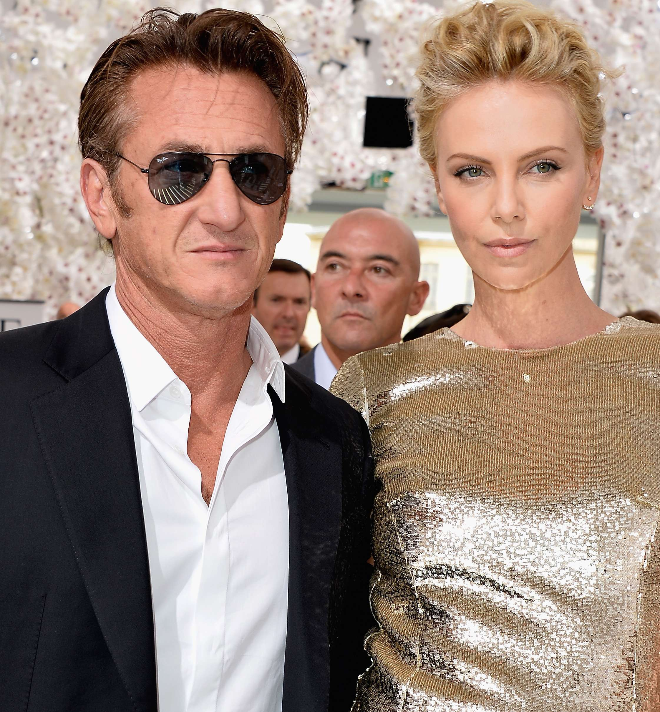 Sean Penn y Charlize Theron llevan más de un año juntos como pareja. Foto: Getty Images