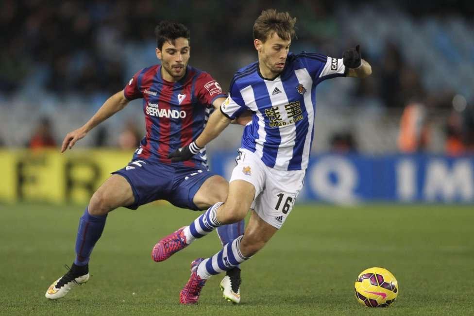 Real Sociedad - Eibar Foto: EFE en español