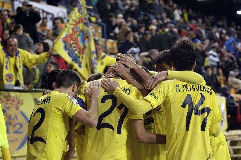 Villarreal se mantiene en la sexta posición. Foto: EFE en español