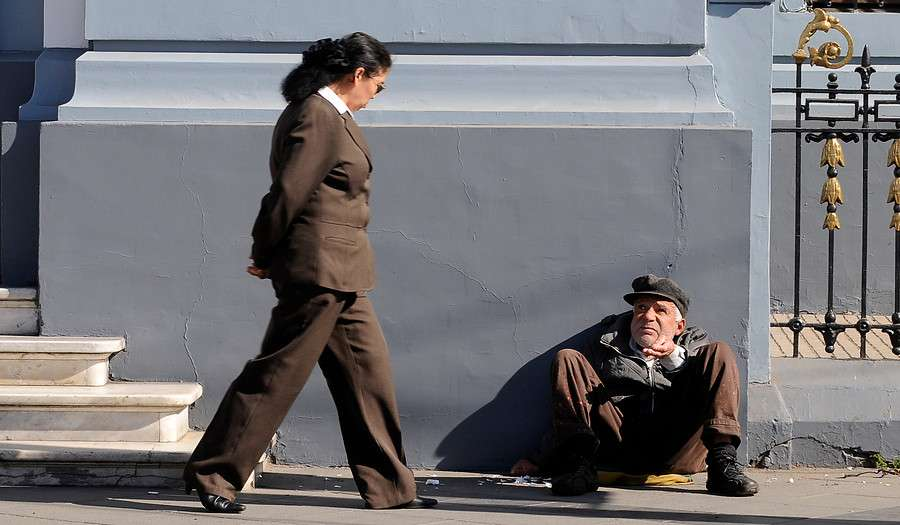 Casen demostró que no hay cambios significativos en la desigualdad en Chile (Foto Archivo) Foto: Agencia UNO