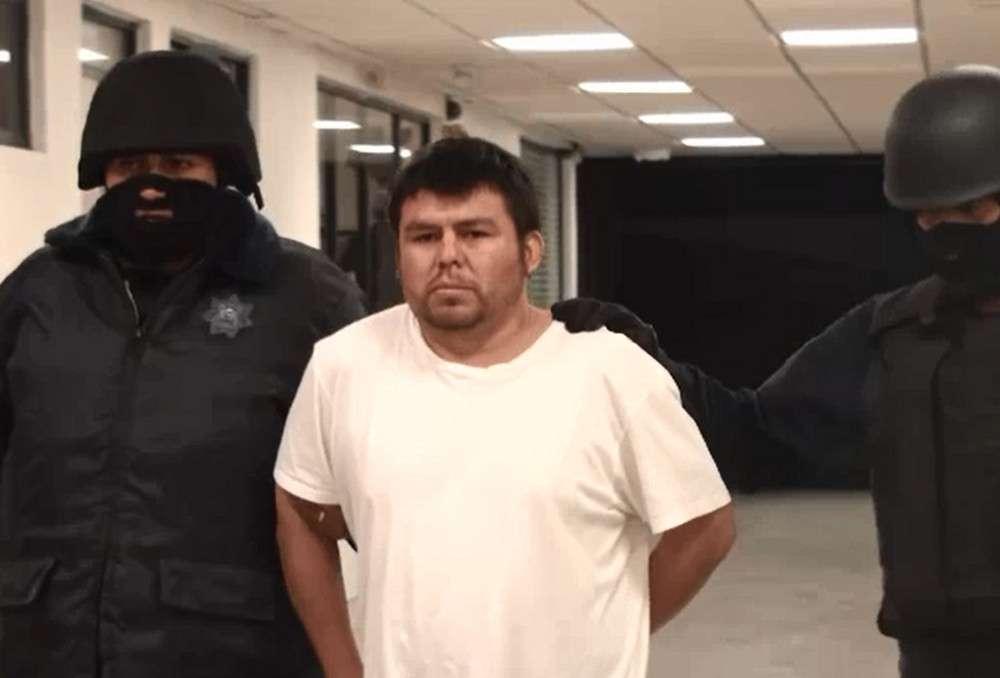"""El Cepillo señaló que desde 2005 trabajaba para Guerreros Unidos como """"halcón"""" hasta llegar a ser jefe operativo en los municipios de Cocula e Iguala Foto: Quadratin"""