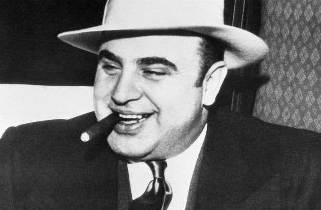 En 1947 muere el mafioso italiano Efemérides 25 de enero: muere Al Capone y nace su leyenda Foto: Archivo TERRA