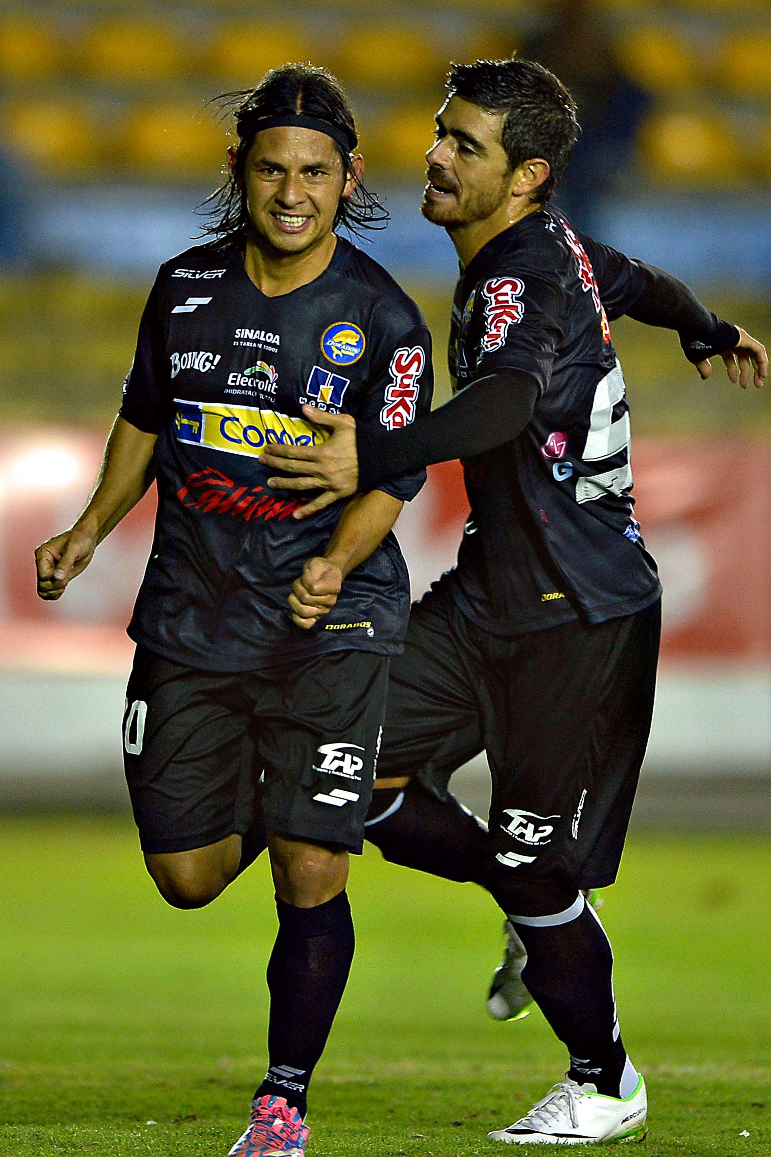 Jesús Gómez anotó su gol. Foto: Mexsport