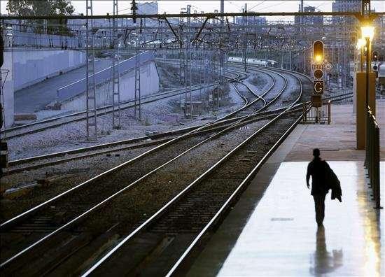 Estación de Atocha, Madrid. Foto: EFE/Archivo